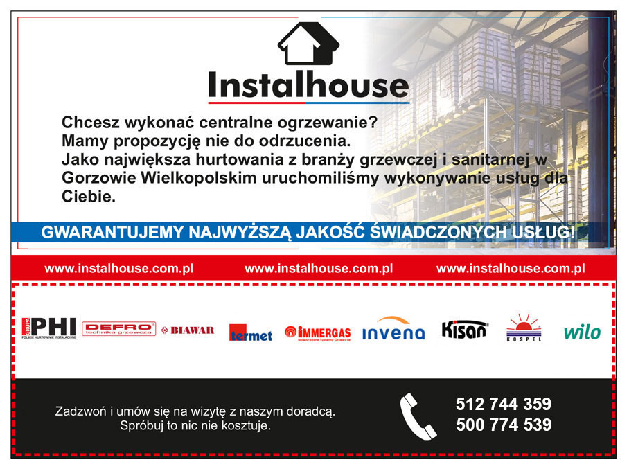 reklama instalhouse